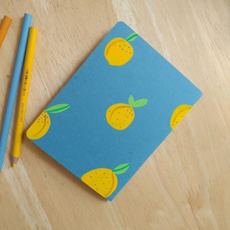 Yes it's raining today but it's good for the lemon trees!  This limited series of handmade journals is on Etsy free shipping! Link in bio. . . . . . . #illustration #journal #notebook #travel #lemon #fruit #summer #diy #handmade #etsy #blue #yellow #color #creative #inspiration #pattesdemouche #instagrammies