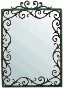 I want a wrought iron mirror - where to find in Perth?