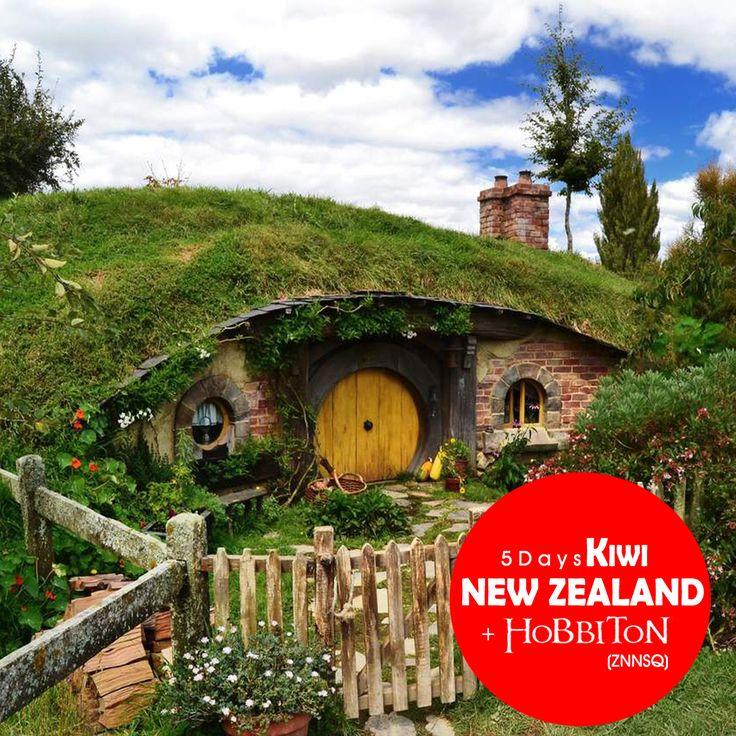 Hobbiton is real!