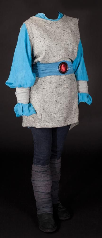"Halloween?  Natalie Portman ""Padme"" costume from Star Wars: Episode I – The Phantom Menace"