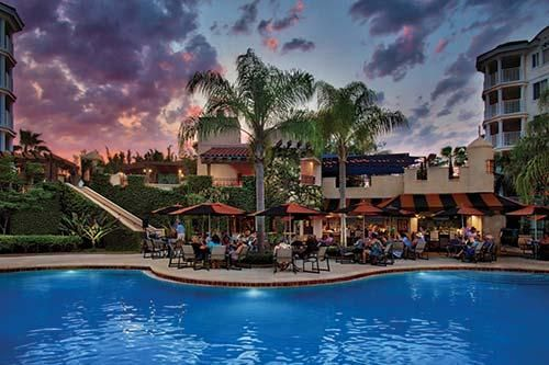 The Magic Of Orlando Starts At Marriott S Grande Vista With Theme Parks Just Minutes Away Orlandofun Marriott Vacation Club Attractions In Orlando Resort