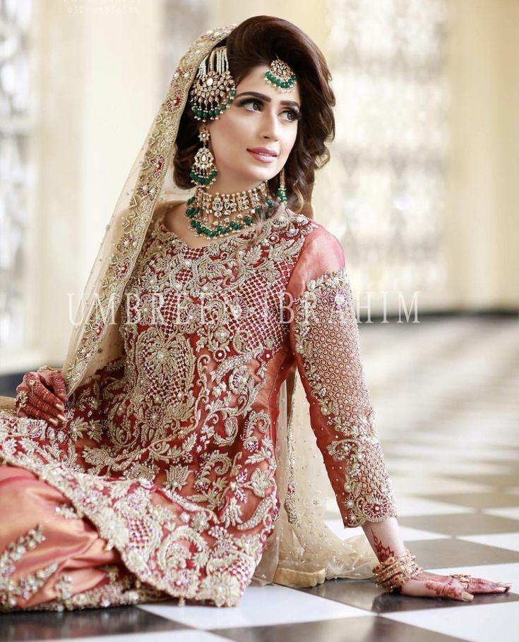 570 Best Beautiful Pakistani Brides And Bridal Dresses