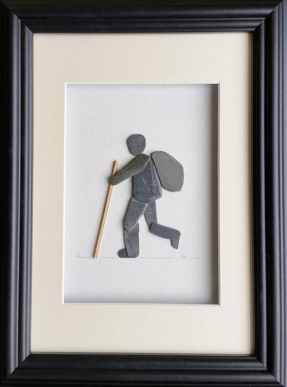 The Walker by Sue Keeper on Etsy