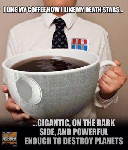 Dark Side coffee