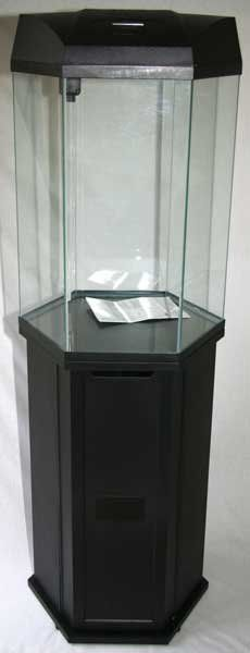 1000 ideas about hexagon fish tank on pinterest acrylic for Hexagon fish tank with stand