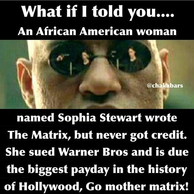 IT'S NO COINCIDENCE THAT THE CHILDREN OF ZION ARE DEPICTED MOSTLY BY BLACK ACTORS!! #THEYKNOE EVEN THOUGH THEY STOLE HER WORK!