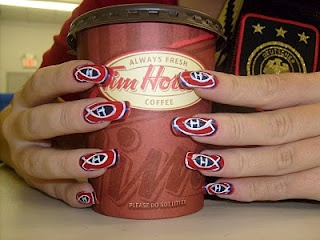 Montreal Canadiens!!!! I am trying this!