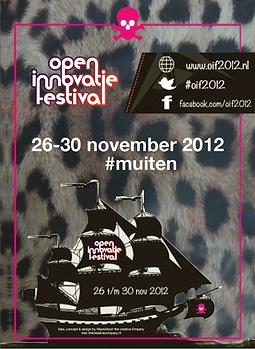 OIFHeerlen 2012, 26,27,28,29 november innoveren