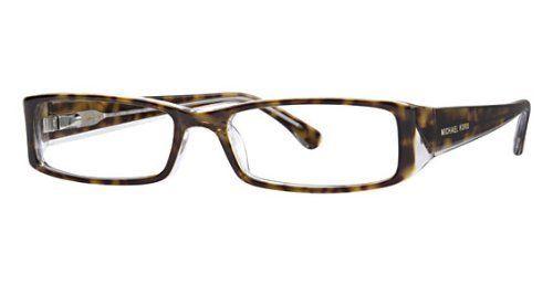 MICHAEL KORS Eyeglasses MK614 207 Tortoise/Crystal 52MM Michael Kors. $109.52