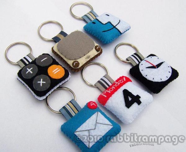icon keychains