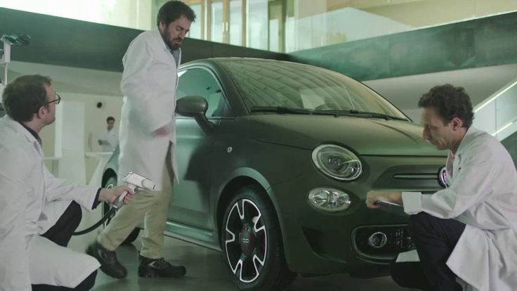 New Fiat 500S – Kicks test
