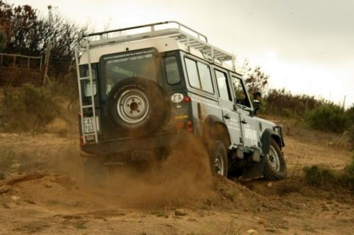 Go off-roading in South Africa for a very bumpy adventure!