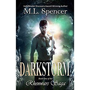 #Book Review of #Darkstorm from #ReadersFavorite - https://readersfavorite.com/book-review/darkstorm  Reviewed by Melinda Hills for Readers' Favorite  Confronted with the loss of all they know, the powerful Mages of two warring factions band together to appeal to dark forces to save their world in Darkstorm by M.L. Spencer. In this cataclysmic time, Braden Reis, Ambassador to Aerysius from Caladorn and Grand Master of the Sixth Tier of the Lyceum, is the only one who s...