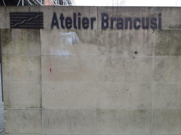 Mostenirea lui Brancusi