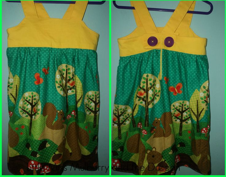Size 2 Grace Dress available in the Enchanted Forest market tonight!