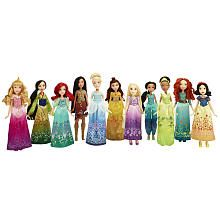 Disney Princess Shimmering Dreams Collection Doll Set  11 Pieces