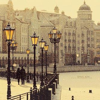 ما اجمل هكذا جو Kaliningrad Beautiful Places Places