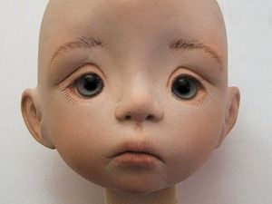 Tutorial: Creating a BJD Head and Face with Linda Macario | BJD magazine