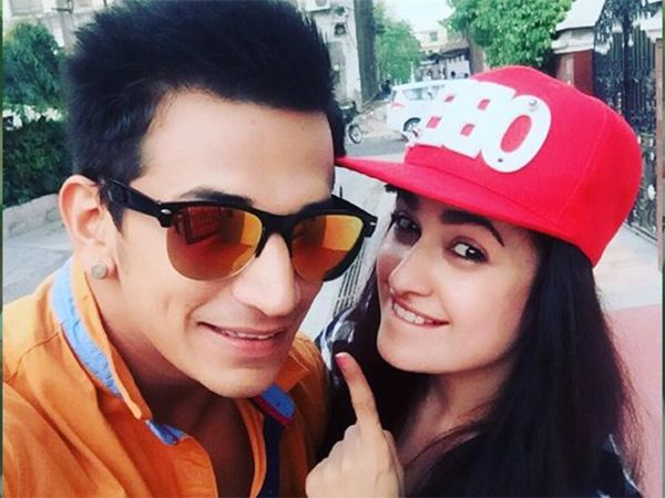 Bollywood actress Yuvika Chaudhary apparently got proposed by 'Bigg Boss 9' winner Prince Narula recently.