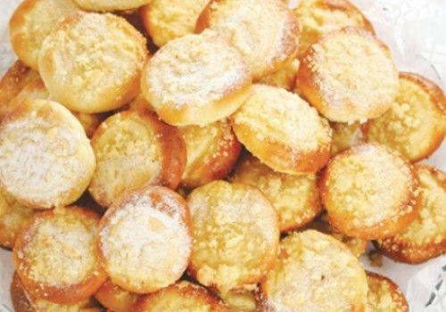 Biscoito de quinua e queijo