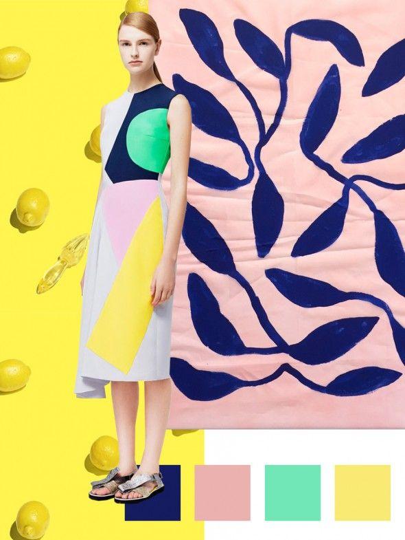 color | lemon