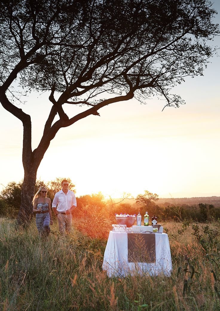 The safari of love at Londolozi. | http://blog.relaischateauxafrica.com/because-love-has-everything-to-do-with-it/