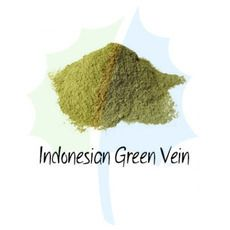 The Green Vein Indonesian strain tends to produce more energy without excessive stimulation. The sedation and pain relief is present yet not as strong as in the Red Vein