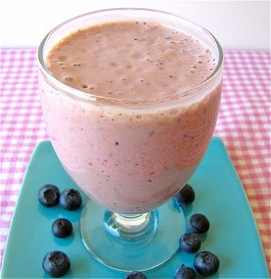 Strawberry Oatmeal smoothie #perskinality