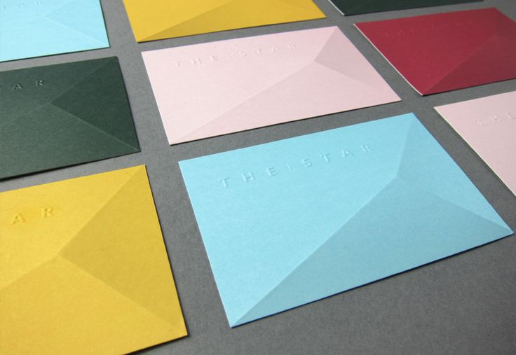 1000 Images About Blind Embossing On Pinterest El