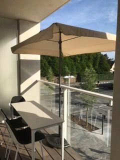 Parasol Voor Balkon.Parasol Op Het Balkon Van Een Van Onze Klanten Parasol Balkon