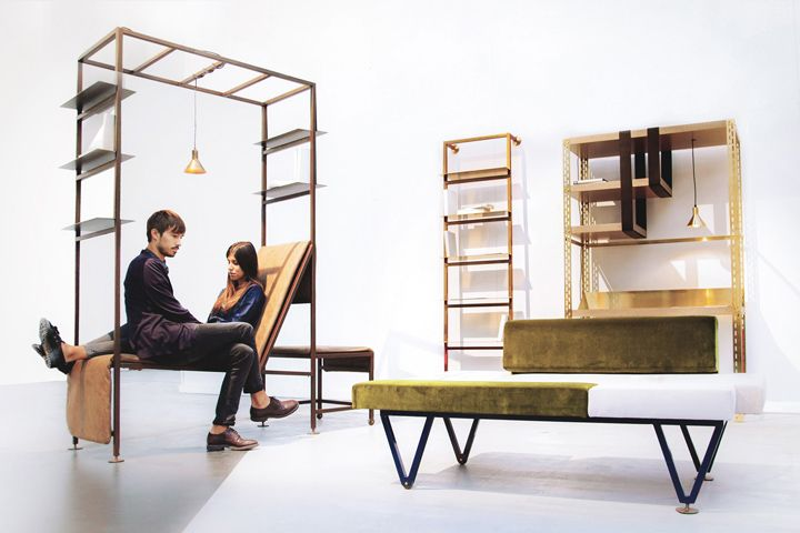 Furniture collection by Federico Peri other furniture
