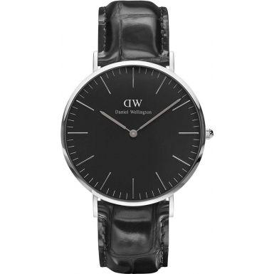 Daniel Wellington DW00100135 Classic Black Reading 40mm Watch