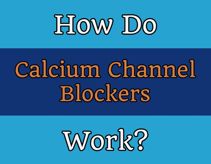 Calcium channel blockers (CCBs) are a group of drugs that work by blocking calcium channels in the body, which help the muscle cells to contract and work properly.