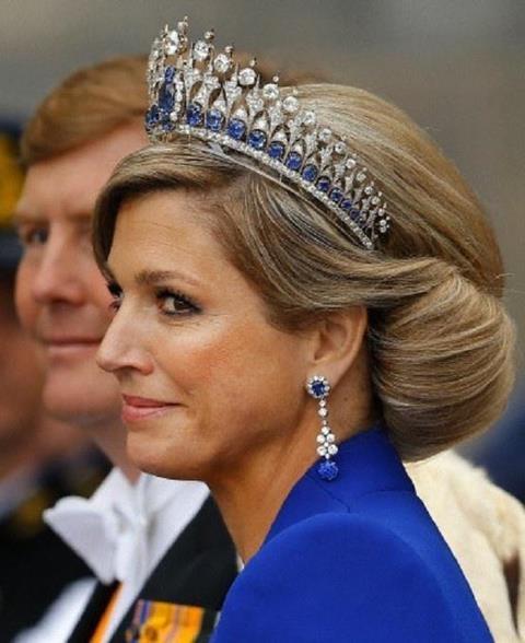 Maxima Majestade  ;)