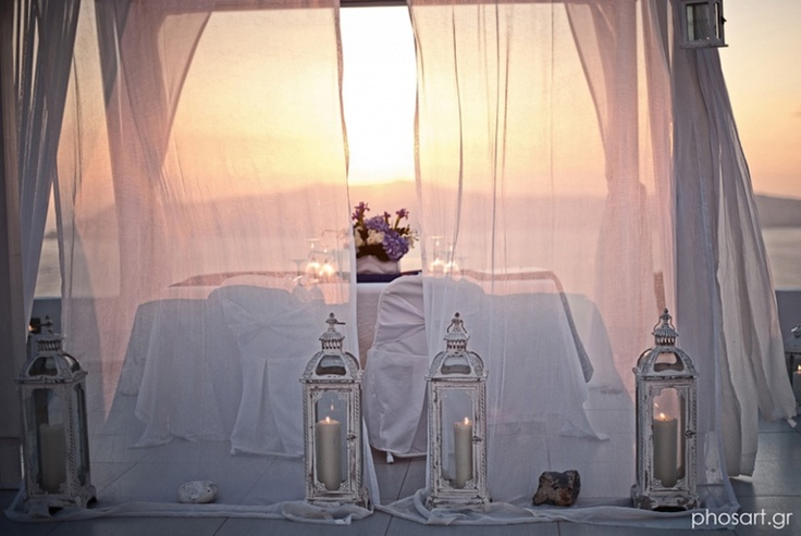Beautifull Wedding In Santorini // AK