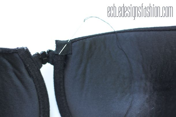 How to Fix a Bra with an Underwire that Pokes You | Especially Creative Broad
