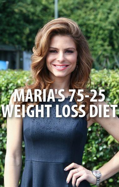 menounos maria weight loss