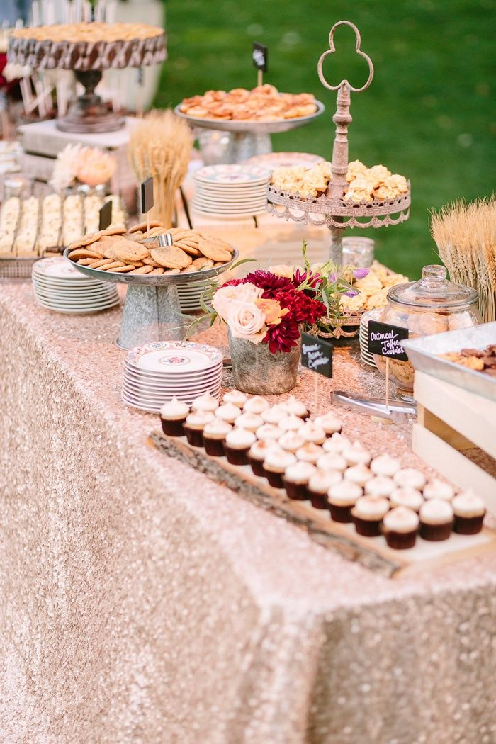 Rustic-Chic Engagement Party Inspiration At A California