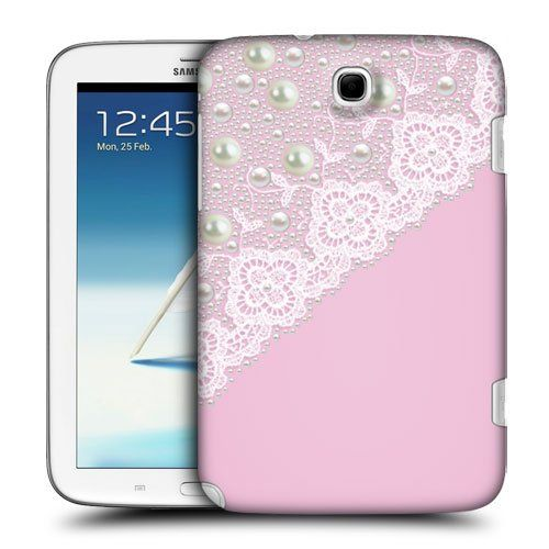 Head Case Designs Pink Laces and Pearls Protective Snap-on Hard Back Case Cover for Samsung Galaxy Note 8.0 N5100 N5120 Head Case Designs http://www.amazon.co.uk/dp/B00FLMZIE0/ref=cm_sw_r_pi_dp_rsTYub179PNKY