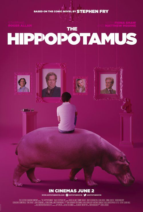 The Hippopotamus (2017) Full Movie Streaming HD