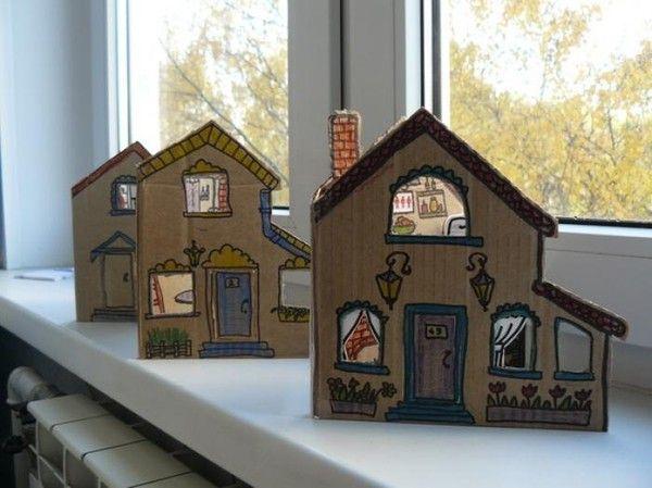 Odlingspyssel - Dollhouses / Dockskåp