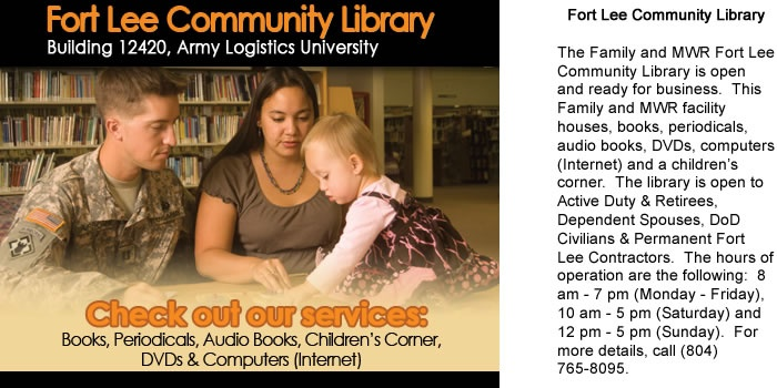 Fort Lee Community Library