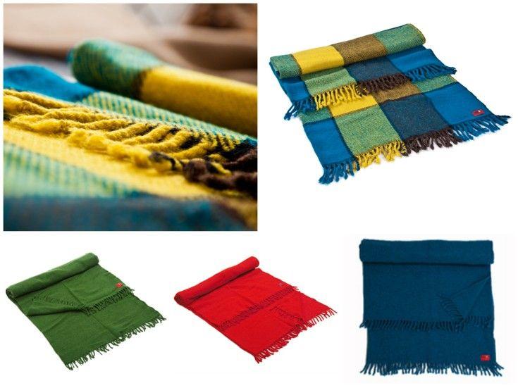 Wool blanket Perelika