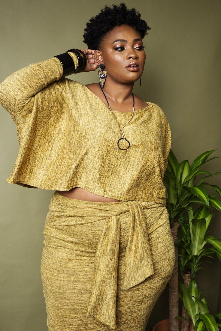 Plus size fashion spotlight-  Nakimuli fall 2017 Collection