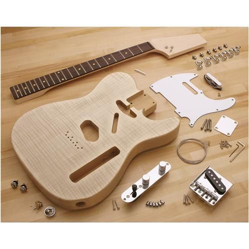 Acoustic Bass Guitar Kits Build Your Own