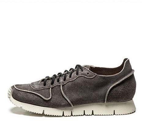 Buttero [MEN] Tannery washed Carrera F1 Low_black