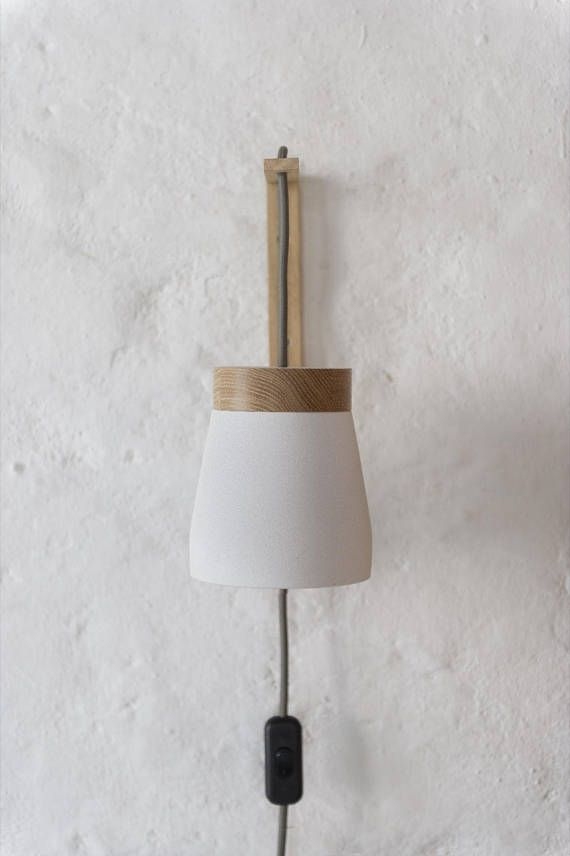 Plug In Wall Sconce Wandbeleuchtung