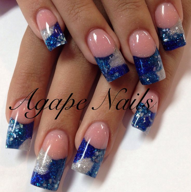 Encapsulation nail art
