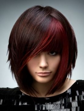 Love the cut! Love this color!