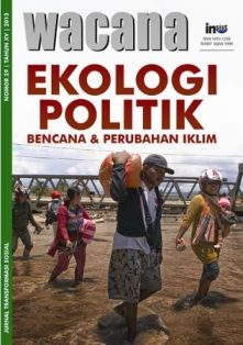Ekologi Politik Bencana dan Perubahan Iklim -  http://blog.insist.or.id/insistpress/id/arsip/10083